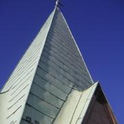 Die Turmspitze