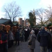 Weihnachtsmarkt Moyland 07.12.2011