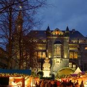 Weihnachtsmarkt Aachen 12.11.2012